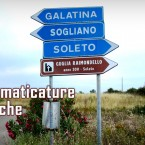 SOLETO: Segnaletica turistica e ignoranza storica